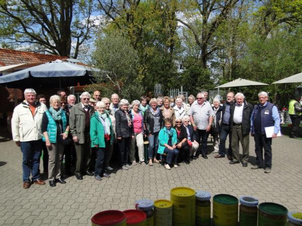Mehr als jeder fünfte Einwohner ist Mitglied im Heimatverein Wöbbel